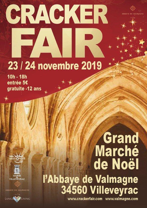 Marche De Noël 2019 à l'abbaye de Valmagne